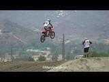 Motocross raw Hunter Lawrence vs. Dylan Ferrandis at Pala Raceway