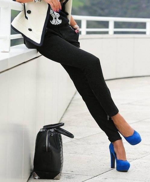 Шьем узкие брюки. Выкройка (5 фото) - картинка
