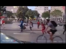 Barcelona Afrikaner greifen amerikanische Touristen an Polit