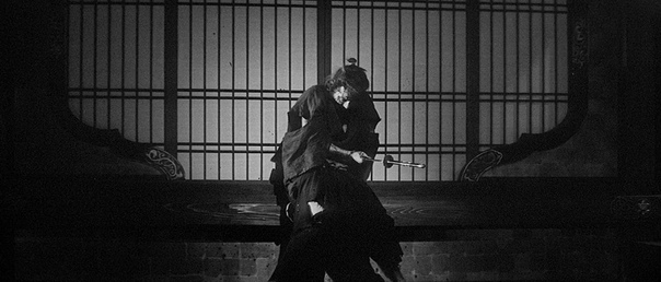 "Кадры из фильма ""Харакири"", 1962 год."