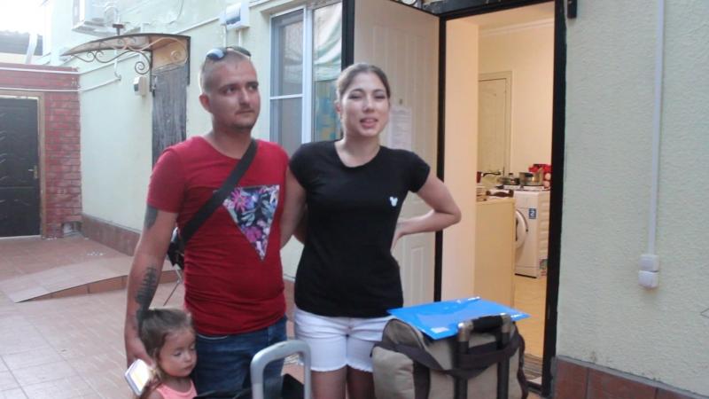 Отзыв от великолепной семьи Ирины и Андрея