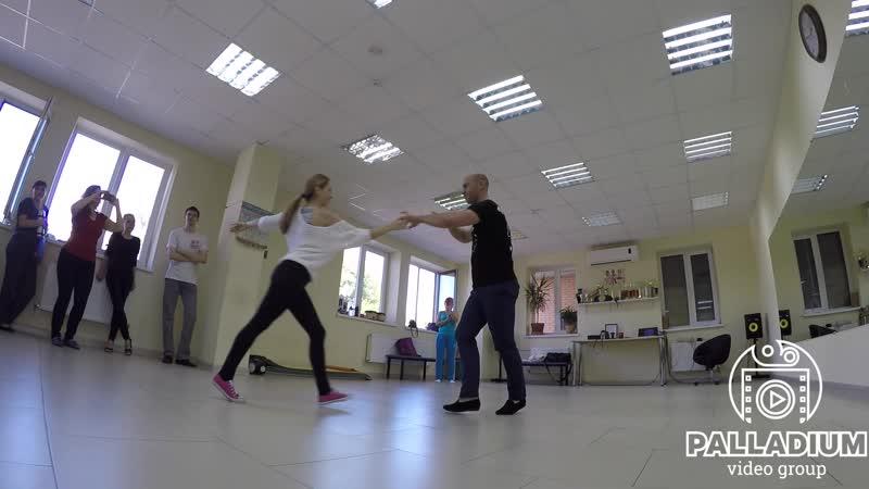 Николай Науменко и Екатерина Чернышева - Salsa Casino