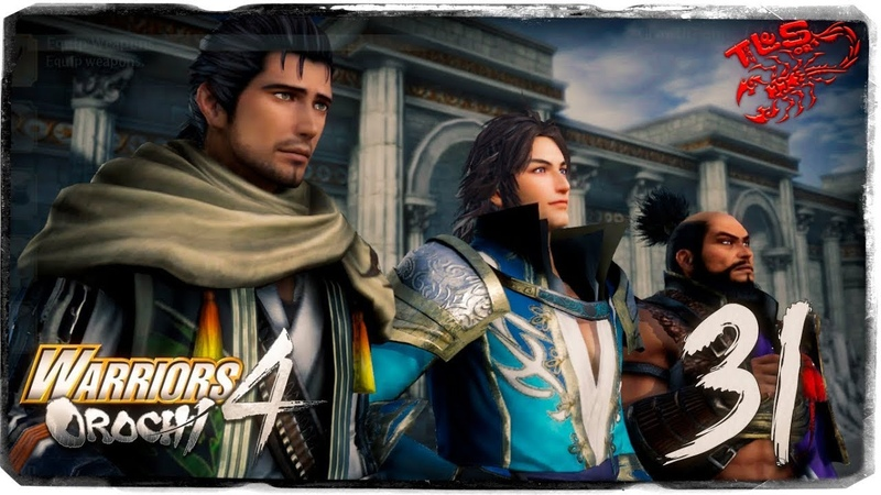 Story Mode ◄ Warriors Orochi 4 ► 31 The Rescue of the Mystic Maiden