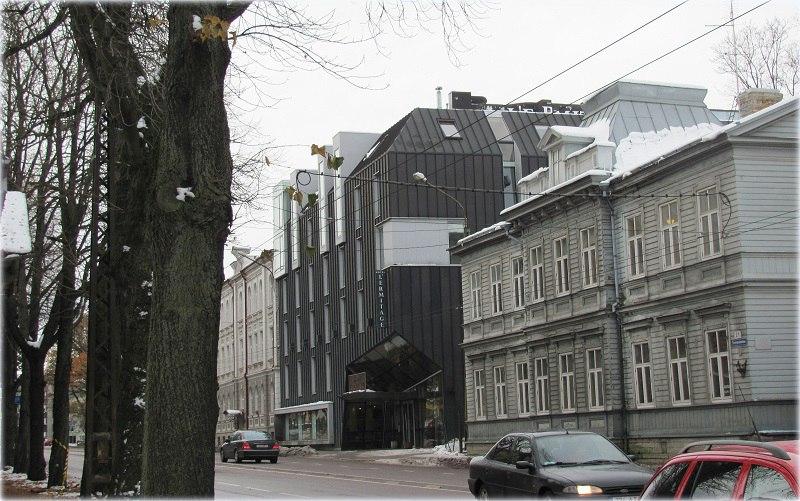 Отель L'Ermitage ~ Таллин ~ почему.