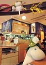 Кафе Moomin Cafе для людей без компании