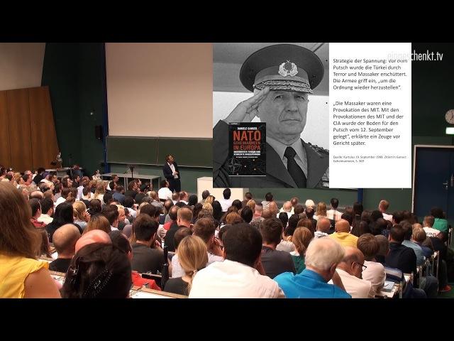 Швейцарский историк о путче ЦРУ в Турции и параллельном государстве [Голос Герм ...