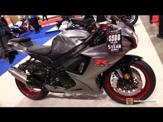2018 Suzuki GSX R600 - Walkaround - 2018 Toronto Motorcycle Show