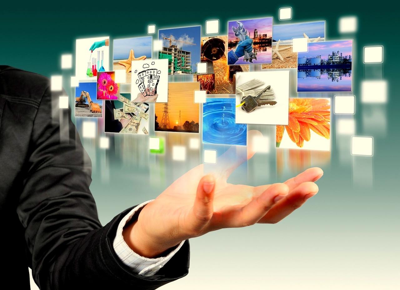 Реклама картинка для презентации