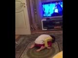 Реакция мальчика когда наши проиграли Хорватии Нетипичная Махачкала