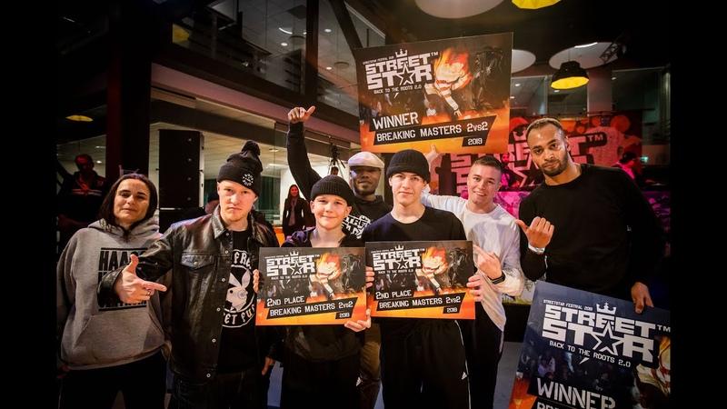 BREAKING MASTERS 2vs2| Final Battle |Exaggerate (Nor) Tunde (Den) VS Wigor Axel (Pol)