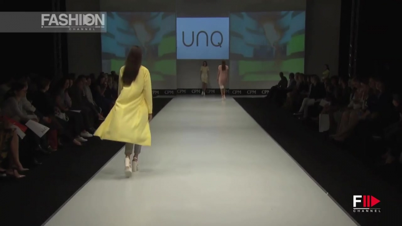 UNQ CPM Moscow SS 2016 by Fashion Channel