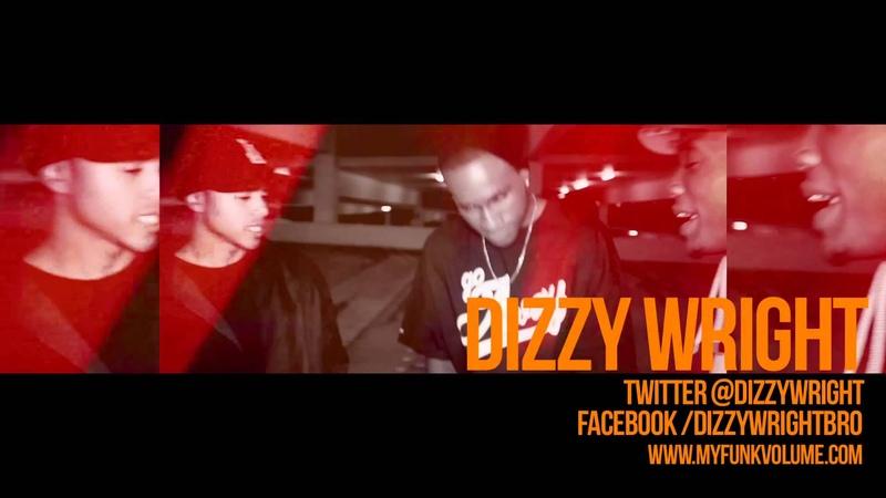Hopsin, Dizzy Wright, SwizZz and DJ Hoppa FV 2012