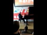 James Morrison мастер-класс Санкт Петербург 2018г Международный день джаза в России