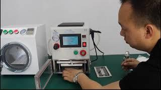 GZC-008G Mini Phone Curved screen laminating Repair machine