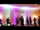 Shloimy daskal singing rachem from mbd together with the shira choir and shimmy levy