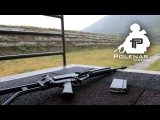 FN FAL vs HK G3  100 Meter Unsupported