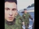 Вечерняя прогулка в армии