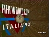 Call letters WC Italy 1990 Музыкальная заставка ЧМ по футболу Италия 1990