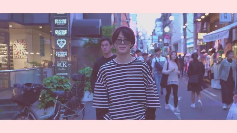 G C F in Osaka ( JUNGKOOK: Golden Closet Film )