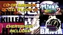 Nightmare QC 011 CO-OP MISSION Floor 2 Cheatsheet PUMP IT UP FIESTA 2 MISSION ZONE ✔