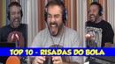 TOP 10 AS MAIORES RISADAS DO BOLA NO PÂNICO