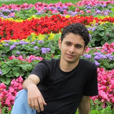 Мохммед-Хамид Сасаах, 18 декабря 1997, Омск, id221065226