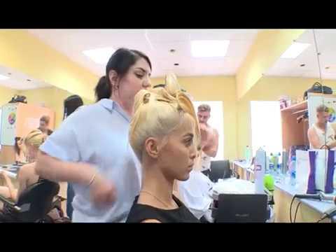 Подготовка к Чемпионату мира по парикмахерскому искусству