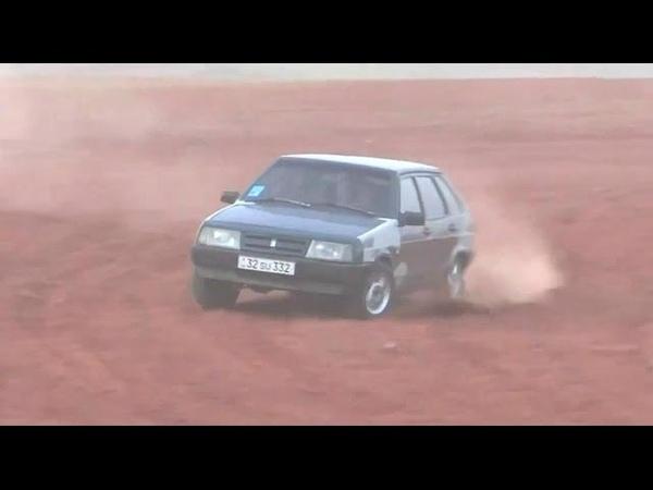 LADA Samara Rally Ride Drifting [ВАЗ-21093 / «Девятка»]