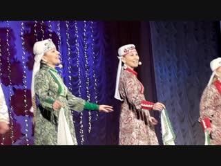 Национальная татарская песня