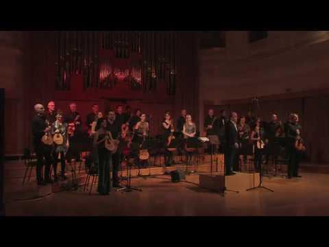 OUT OF SPACE Liam Howlett, arr Snelle Fjöll Orkester Mandolina Ljubljana Full HD