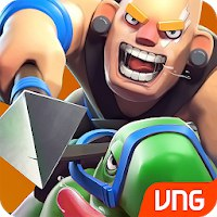 Install  Clash of Tribes: Stone Age Battle