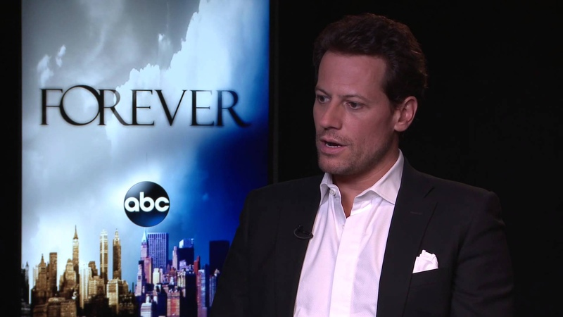 'Forever' star Ioan Gruffudd talks about his new role on ABC