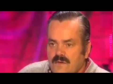Агроном-мексиканец ржет в студии.