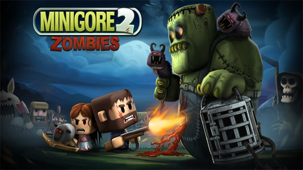 Скачать Minigore 2: Zombies для android
