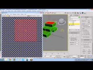 Запечка текстур в 3ds max