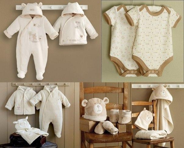 Одежда Для Детей До 1 Года