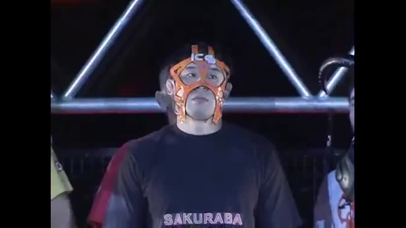Выход Казуши Сакураба