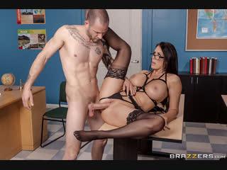 Brazzers - big tits at school - domme teacher / reagan foxx & scott nails