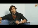 Интервью для IndiaGlitz во время продвижения Anjaan с русскими субтитрами