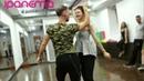 Maxim Chistokletov and Evgenia Stecenko. Zouk Demo. (Freek 'N You)