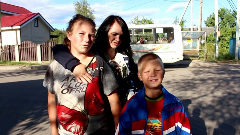 Щербакова Ольга из кингисеппского автобусного парка