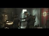 Кокни против зомби. Фрагмент из фильма.