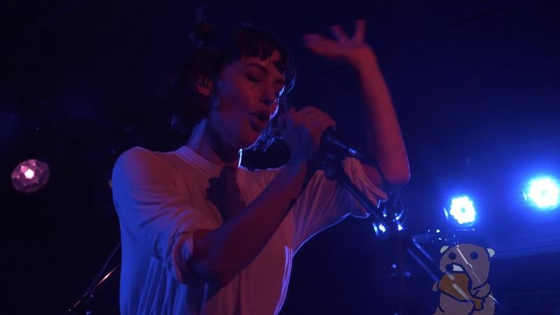 Meg Myers - Take Me To The Disco [4K 60FPS] (live @ Mercury Lounge 6/18/18)