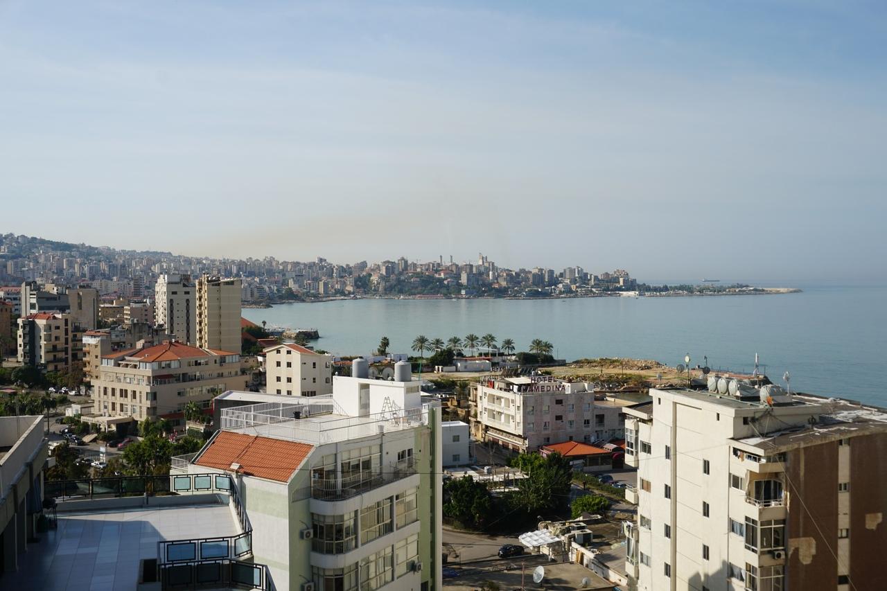 Как выглядит отель в ливанском курорте