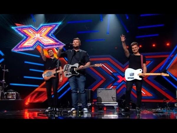 Группа Awaken me – Jason Derulo – In My Head – Х-фактор 9. Восьмой кастинг