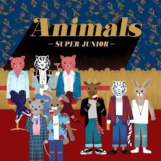 Super Junior альбом Animals