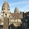 Камбоджа, Ангкор, кхмерские храмы