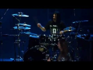 Mike Mangini [drum cam] - Jaws of Life (John Petrucci) - 10/12/2012 - Sao Paulo, Brazil