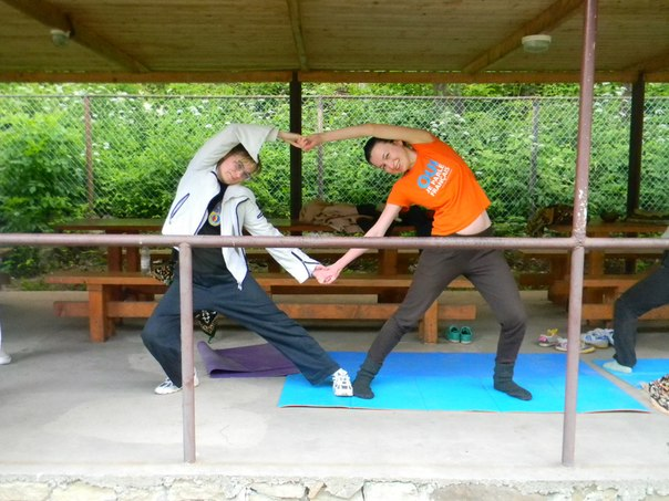 Семинар цигун йога 2 ступень в Минске