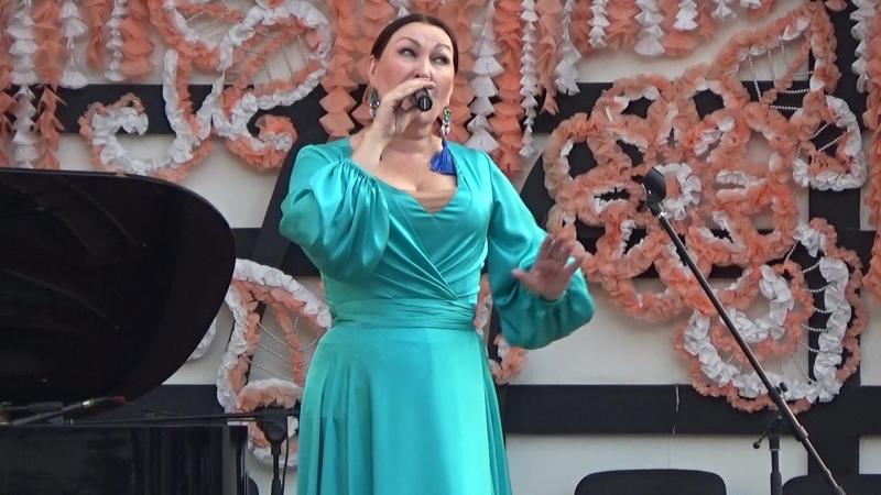 Романсиада в Сокольниках 12.08.2018 Видеозапись Евгения Можайского